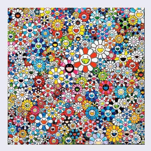 Takashi Murakami, 'FLOWERS WITH SMILEY FACES', 2013, Marcel Katz Art