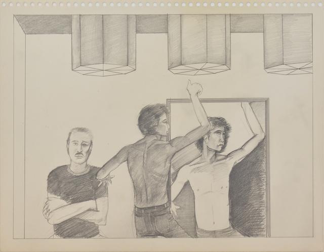 , 'Boy Dancing with Himself,' , Galerie Thomas Fuchs