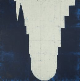 Donald Sultan, 'Building Canyon,' 1981, Heritage Auctions: Modern & Contemporary Art