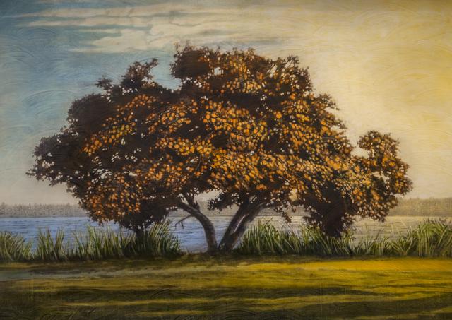 , 'Fire Tree,' 2015, Mira Godard Gallery