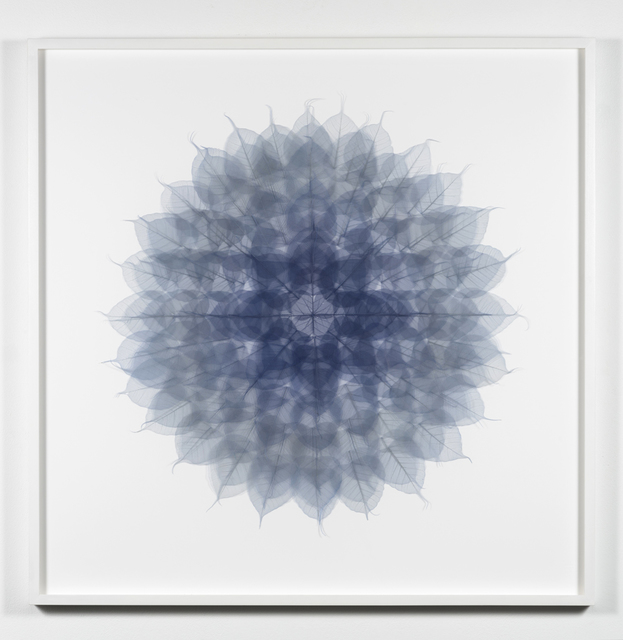 , 'Violet Mandala,' 2016, Lora Schlesinger Gallery