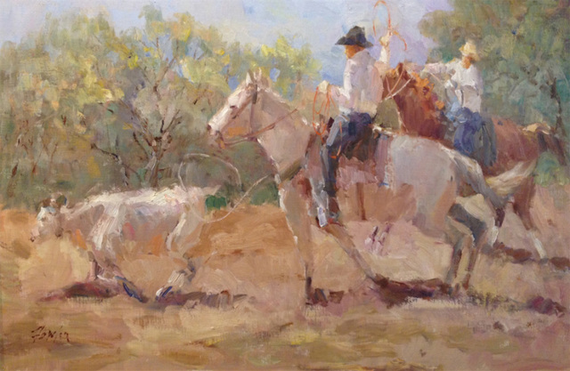 Gordon Fowler, 'Its Not My First Rodeo', 2013, Wally Workman Gallery