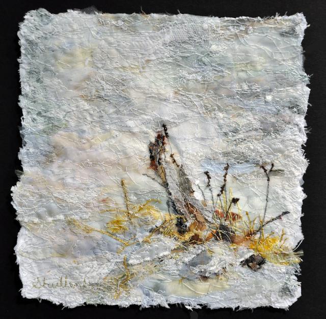 , 'Frozen Log,' , West Branch Gallery