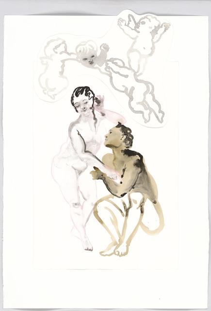 , 'Venus and Vulcan,' 2017, Aki Gallery