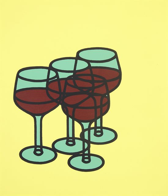 , 'Wine Glasses,' 1969, RAW Editions