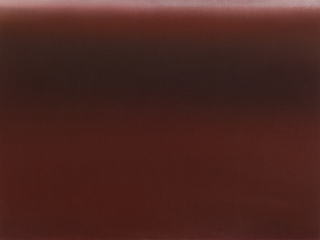 , '1975 (maroon, deep plum, lavender grey),' 1975, Bentley Gallery