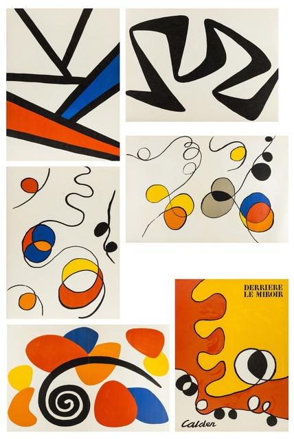 Alexander Calder, 'Derrière le Miroir No. 173', 1968, Forum Auctions