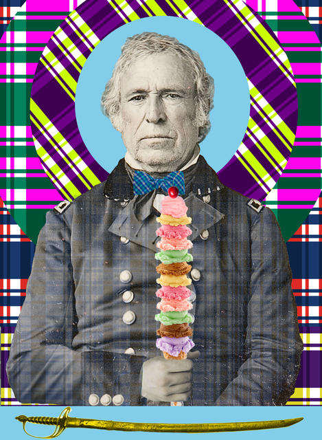 , 'Zachary Taylor,' 2018, Foto Relevance