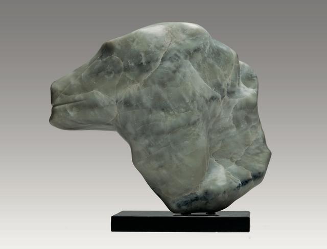 , 'Lion Head,' , Robert Hooke Sculpture Gallery
