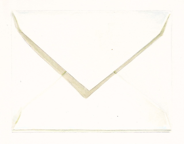 , 'Small White Envelope,' 2016, Garvey | Simon