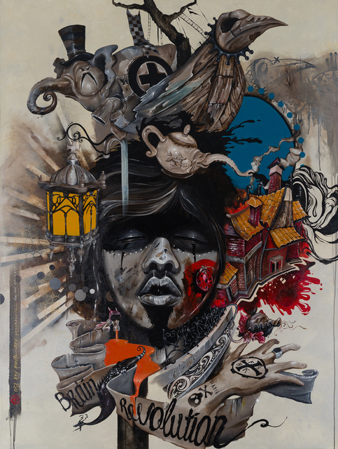 Oky Rey Montha, 'The Red Salvador', 2009, 33 Auction