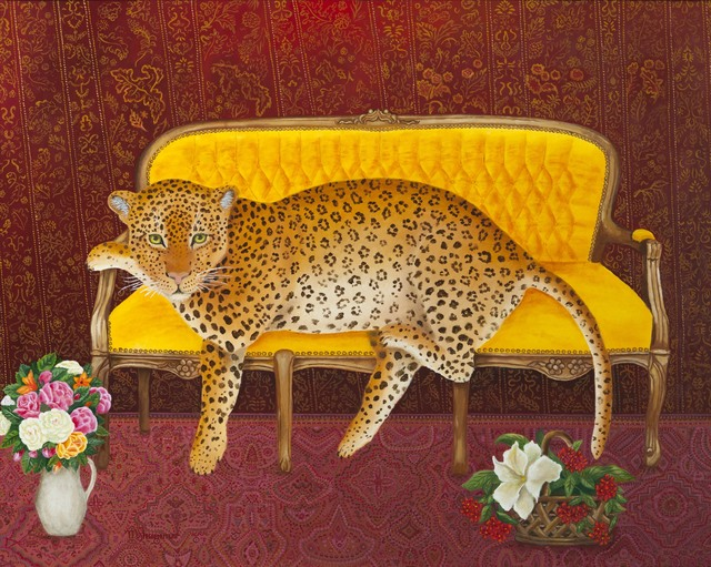 Magdalena Shummer-Fangor, 'Relaxing', 1999, GNYP Gallery