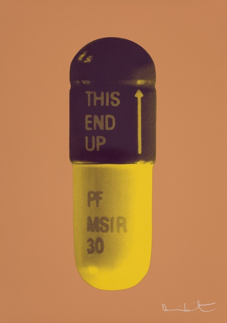 , 'The Cure - Caramel/Grape/Mustard,' 2014, Paul Stolper Gallery