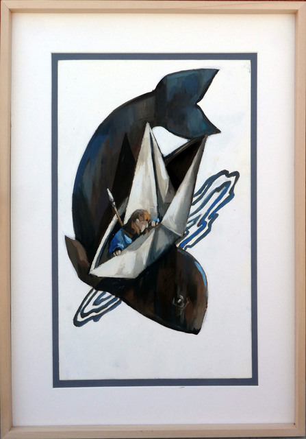 , 'Anima in lotta,' 2018, Collezionando Gallery