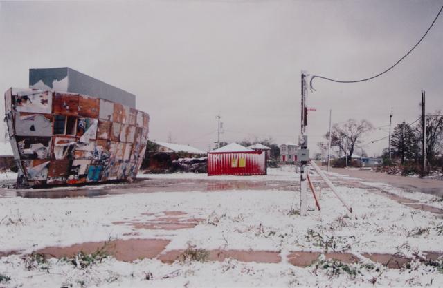 Mark Bradford, 'Ark in the Snow', 2008, San Francisco Museum of Modern Art (SFMOMA)