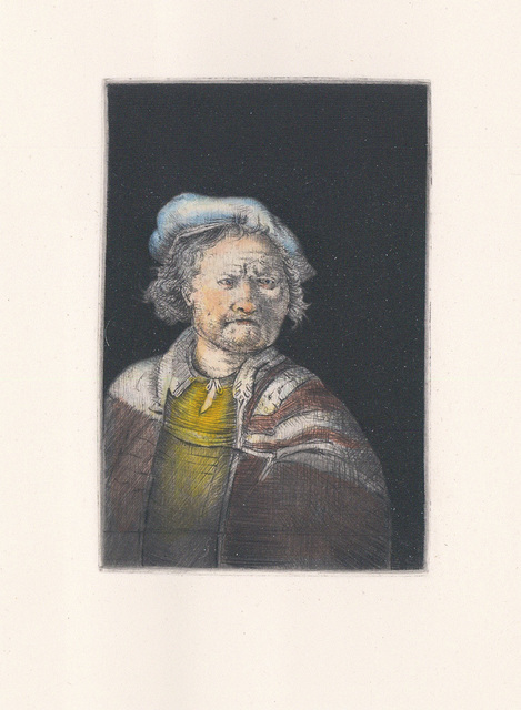 , 'Rembrandt IV,' 2018, Kunstverket Galleri