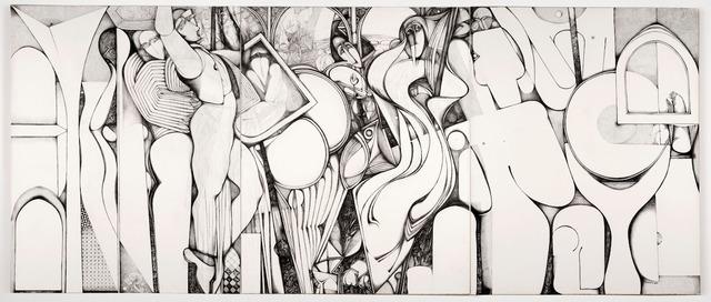 , 'Flamenco,' 2012, Vigo Gallery