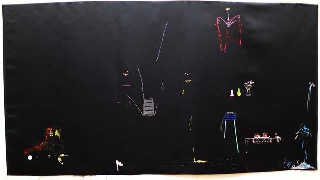 , 'BDSM; HOME MADE,' 2013, Galerie Martin Janda