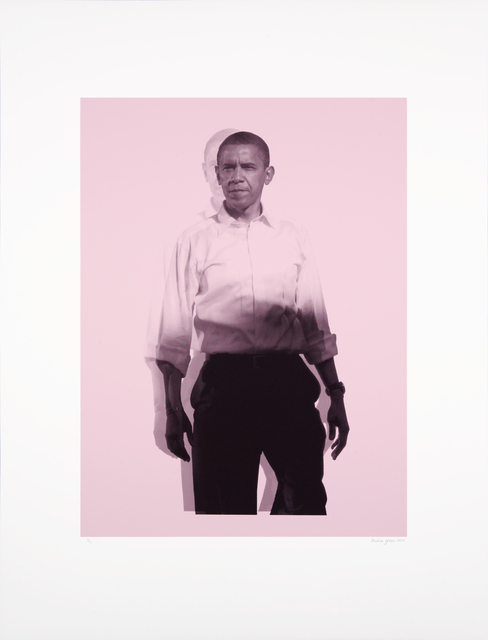 Nicola Green, 'Obama, Pink', Candida Stevens Gallery