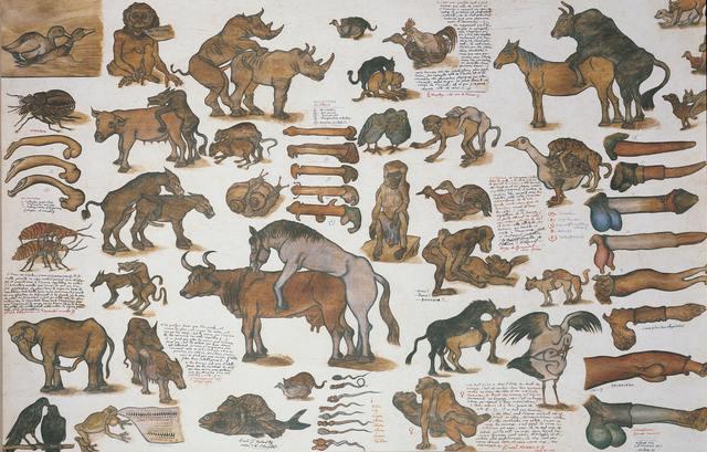 Yuksel Arslan, 'Arture 439, Sans Titre, L'Homme', 1992, Galerist