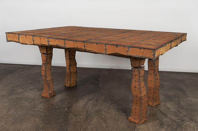 , 'Table,' 2000, Galerie Dutko