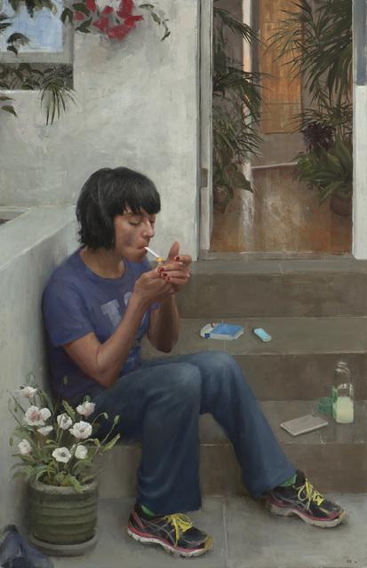 , 'Lily,' 2017, Koplin Del Rio