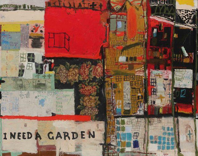 , 'I Need A Garden,' 2017, Caldwell Snyder Gallery