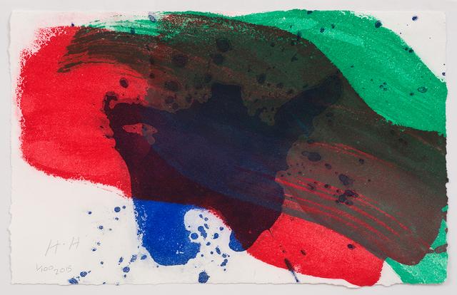 , 'For Antony,' 2015, Cristea Roberts Gallery