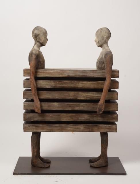 , 'Enfrentados,' 2016, Anquins Galeria
