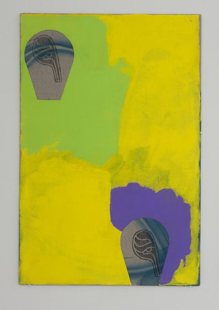 , 'Dada Head XIII,' 2016, KaBe Contemporary
