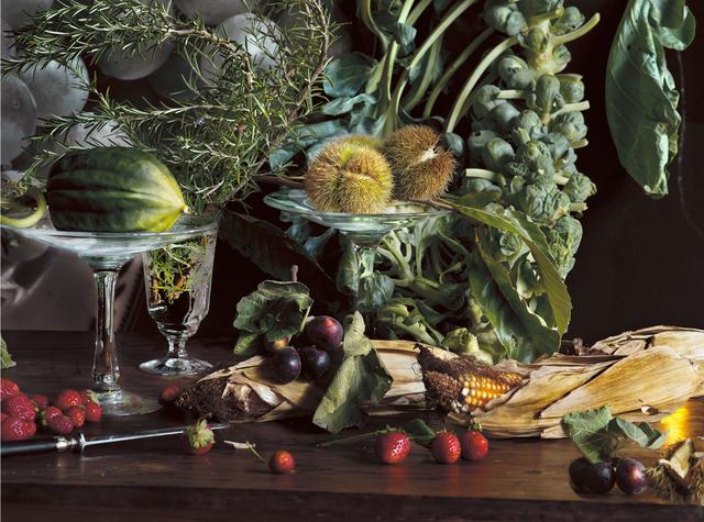 Vera Mercer, 'Green', 2011, Galerie Jordanow