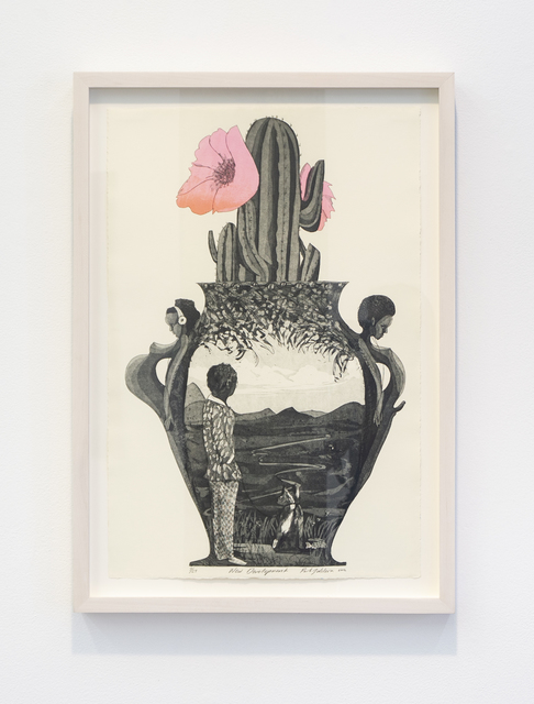 , 'New Development,' 2012, Denny Dimin Gallery