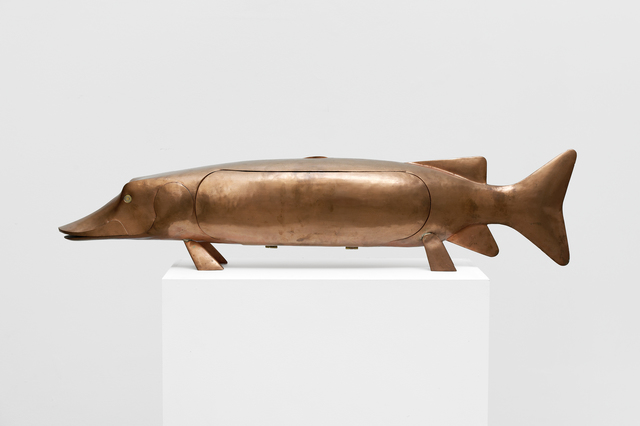 , 'Brochet,' 1973, Galerie Mitterrand