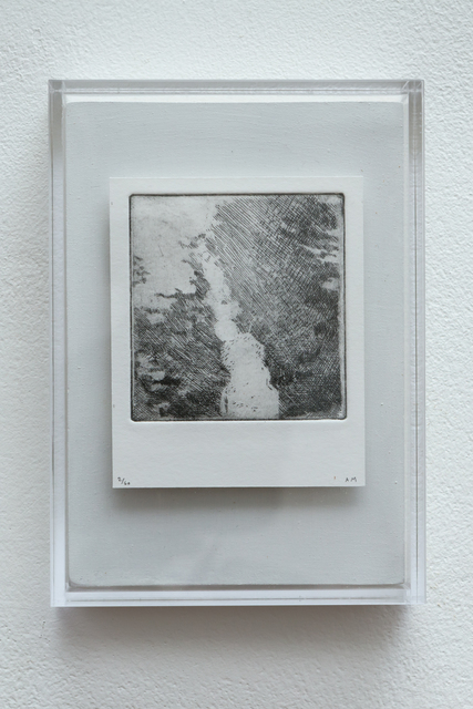 , 'Polaroid Etching 5,' 2015, Joanna Bryant & Julian Page