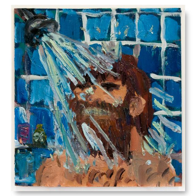 , 'Shower,' 2015, V1 Gallery