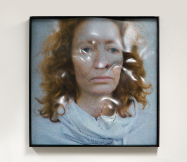 Hubertus Hamm, 'Portrait VI', 2017, Galerie Kornfeld