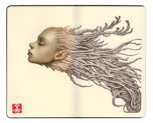 , 'Neuron,' 2017, Spoke Art