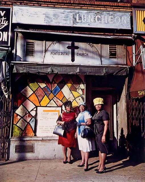 , 'Harlem Church, New York,' 1964, Danziger Gallery