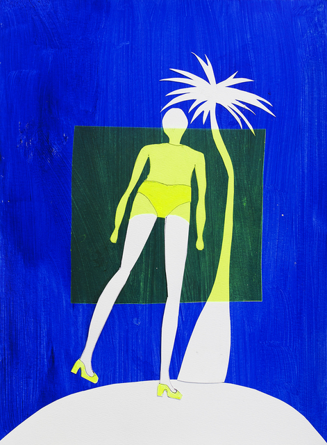 , 'Palmsquare,' 2018, Visions West Contemporary