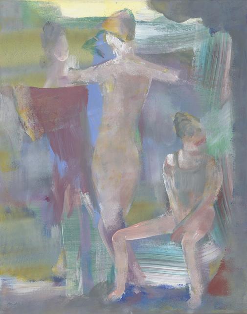 , 'untitled,' 2019, Galerie Kleindienst