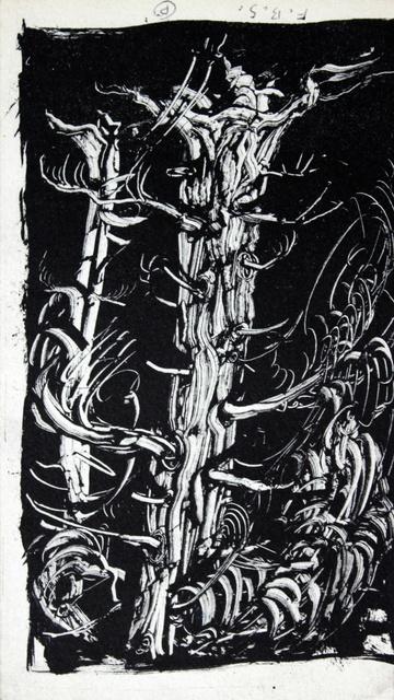 , 'A tree,' 1970-2000, Gallery Katarzyna Napiorkowska | Warsaw & Brussels