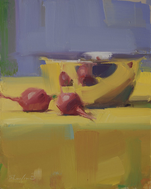 , 'Two Radishes,' 2010-2015, Gallery 1261