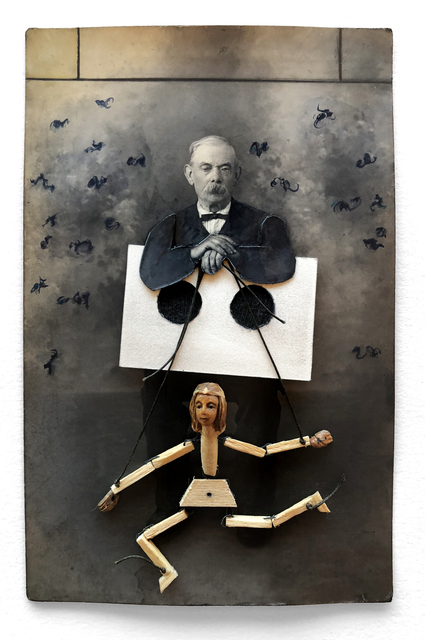 , 'Puppeteer,' 1995, Laurence Miller Gallery