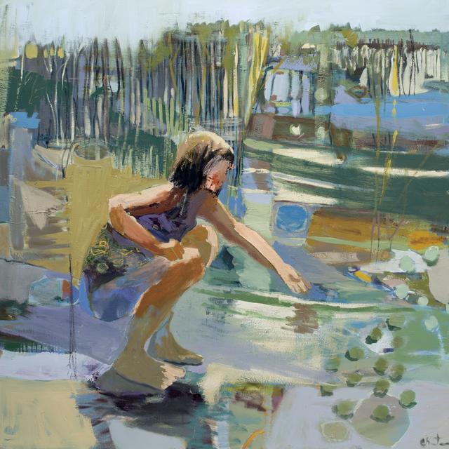 , 'Fluidity,' , Stremmel Gallery