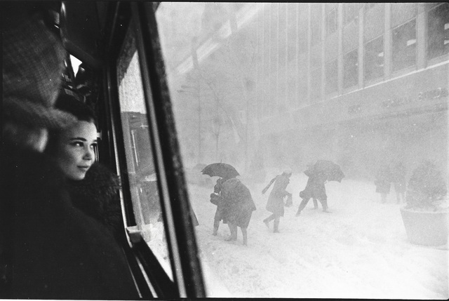 , 'Snow in New York,' 1967, °CLAIR Galerie