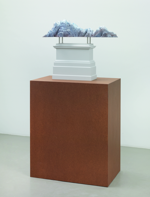 , 'Fourth Plinth (It's Never Too Late And You Can't Go Back),' 2010, Galerie Haas AG