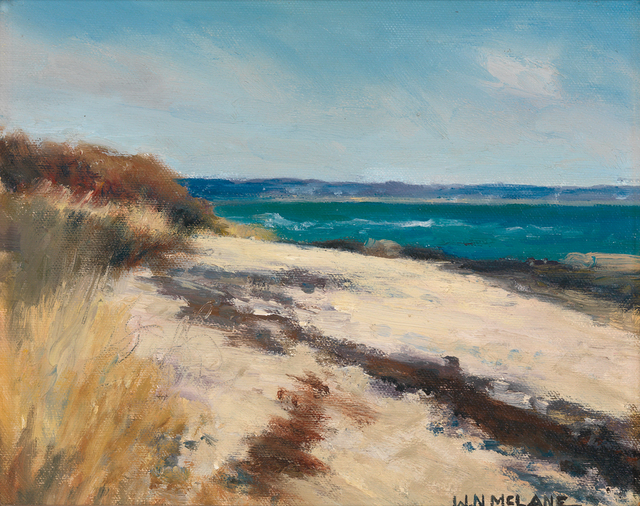 Bill McLane, 'Autumn Afternoon, West Chop', Active Contemporary, The Edgartown Art Gallery, Inc.
