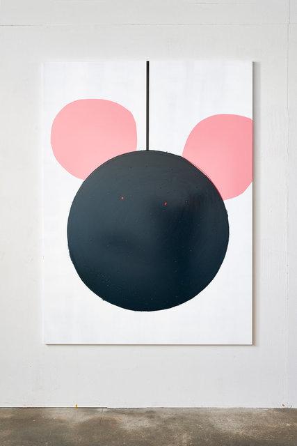 , 'L-17.4 (Strömung),' 2017, Galerie Mark Müller