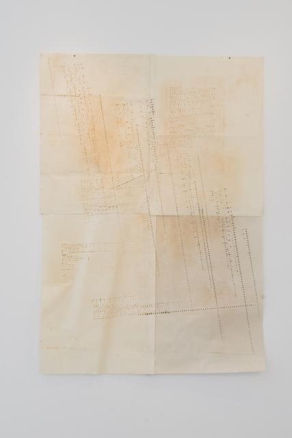 , 'Testo,' 2016, Piero Atchugarry Gallery