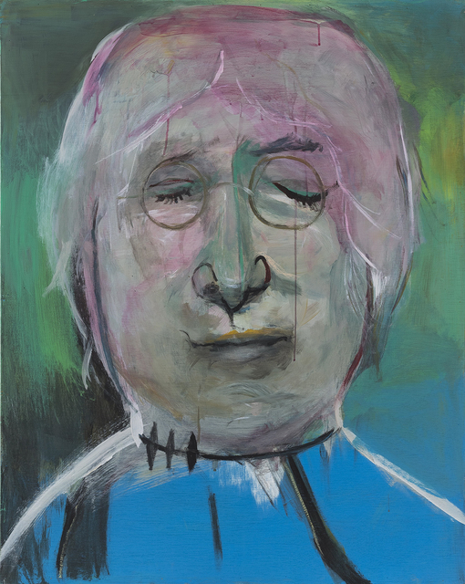 , 'Face – 2,' 2016, Pékin Fine Arts